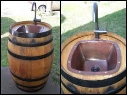 how create your own bathroom sink 15
