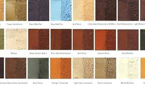 Quikrete Stucco And Mortar Color Chart Quikrete Concrete Color Chart Cinselcafe Co