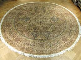 3 feet round rugs area rug foot contemporary handmade ft by