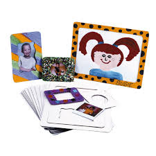 decorate your own cardboard frames move your mouse over image or to enlarge