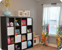 Ikea Bookshelves | Ikea Storage Cubes | Ikea Fabric Storage Cubes