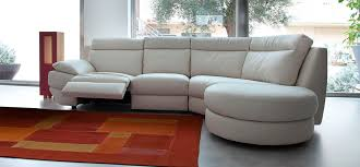 corner sofas with recliners. Exellent With Corner Sofa  Contemporary Leather 4seater  PANDORA On Corner Sofas With Recliners