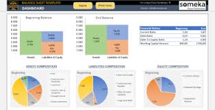 Microsoft Excel Balance Sheet Templates Accounting And Finance Excel Templates Spreadsheets