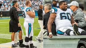 Greg Olsen and Daryl Williams injury ...