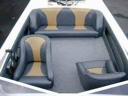 boat upholstery boat interior