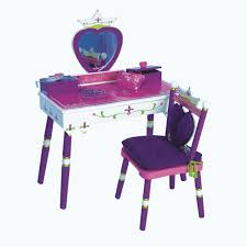 Vanity Table And Chair Set Princess Toddler Furniture Vanity Table Chair Set