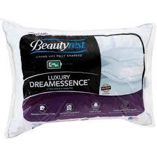 beautyrest pillow. Beautyrest 233TC Luxury Dreamessence Pillow In Multiple Sizes - Walmart.com E