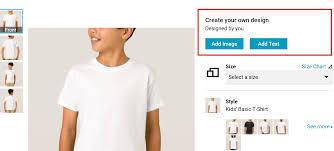 Basic Design Tool Functionality Adding Images Text
