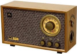 tesslor r301 retro style tabletop am fm hi fi radio