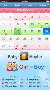 Calendars For Pregnancy Applications Dmitry Kovba