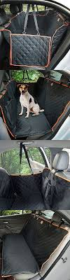 pet car seat covers car seat covers 117426 lantoo dog seat cover large back seat pet