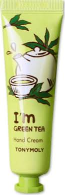 <b>Крем для рук</b> Tony Moly I'm Green Tea Hand Cream, 30 мл