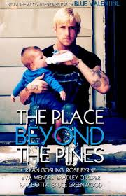 Poster The Place Beyond the Pines película