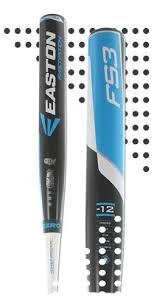 Easton Fs3 Cxn Zero Fastpitch Softball Bat Fp16s312