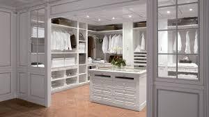walk closet. Center Cabinet In Walk-in Closet Walk