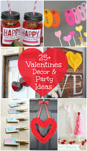 25+ Valentines Decor & Party Ideas on { lilluna.com }!! Lots
