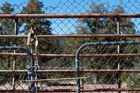 wire fence gate. Fence Gate Handrail Cool Image Scaffolding Outdoor Structure Chain Link Fencing Home Wire