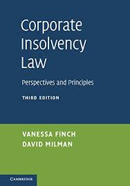 Corporate Insolvency Law: Perspectives and Principles - Kindle ...