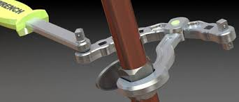 Kirk Wrench – a Reconfigurable Modular Wrench for Tight Spaces