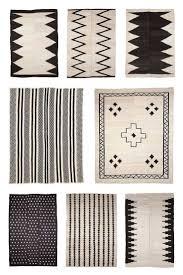 best black white rug ideas on pinterest  apartment bedroom