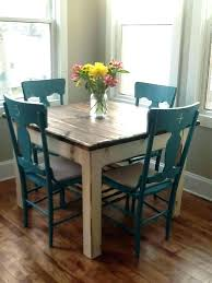 crafty ideas painted kitchen chairs painting table and black brilliant best tables on