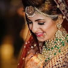 pics of bridal makeup images indian 2016