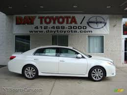 2011 Toyota Avalon Limited in Blizzard White Pearl - 390764 ...