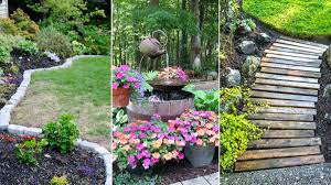 easy landscape painting ideas for beginners landscaping budget friendly tips