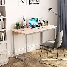 sturdy office desk. Tribesigns Modern Simple Style Writing Desk Sturdy Office