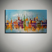 large canvas wall art abstract modern decorative pictures new york city oil painting on canvas for living room decoration in painting calligraphy from  on modern canvas wall art abstract with large canvas wall art abstract modern decorative pictures new york