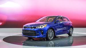 2018 kia luxury. wonderful 2018 luxury 2018 kia rio 5door unveiled in montreal and kia luxury