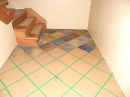 tiling over painted concrete laying ceramic tile over painted concrete ceramics ideas laying ceramic tile over