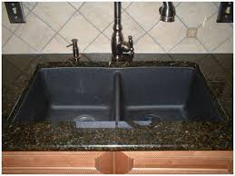 Granite Kitchen Sink Granitequartz Composite Sinks Rh  Domainemaisonneuve Com Best Rated Blanco Granite  Vs Stainless Steel30