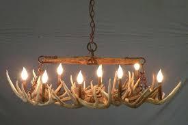 deer antler chandelier diy making at antler chandelier diy