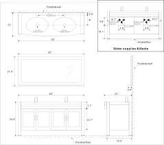 what is the standard height of a bathroom vanity charming bathroom vanity cabinet height bathroom standard
