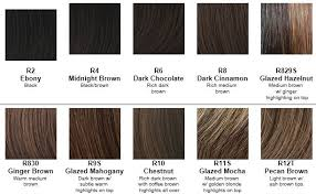 Raquel Welch Wigs Color Chart 28 Albums Of Ebony Hair Color Chart Explore Thousands Of
