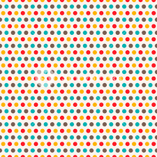 Dot Patterns Awesome Colourful Polka Dot Pattern RoyaltyFree Stock Image Storyblocks