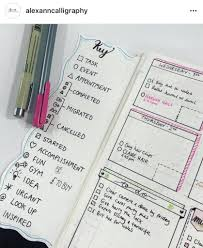 Simple Bullet Journal Key Ideas Sheena Of The Journal