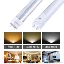 Led Tube Light 1 5 Feet T8 G13 Led Tube Lights 0 3m 1ft 1 5ft 0 45m T8 Led Tube 4w 6w Cold White Fluorescent Tube Lamp Smd2835 Led Tube Light Fixtures Led Lights Tube From