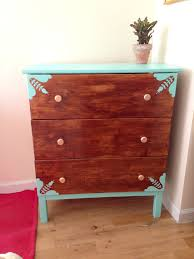 ikea tarva dresser hack. Inspiring Diy Ikea Tarva Dresser Hack Stained Walnut Color With Aqua Pict Of How To Make Drawers Ideas And Smell Good Inspiration