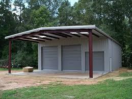 steel barn steel garage