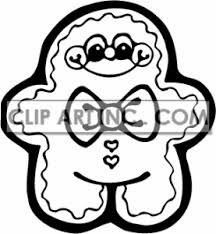 gingerbread cookie clipart black and white. Beautiful Gingerbread Gingerbread Man Clip Art Throughout Cookie Clipart Black And White C