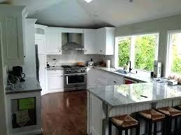 L Shaped Small Kitchen Design
