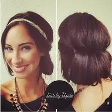 Gatsby Hair Style a lifetime of rain hair tutorial gatsby updo 4646 by stevesalt.us
