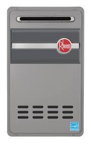 rheem indoor tankless water heater. tankless 95 indoor 2 or more bath homes, water heater outdoor rheem g