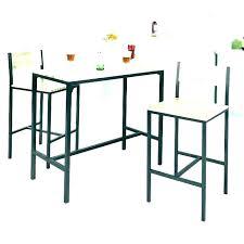 Table De Cuisine Haute Avec Rangement Bar Cuisine Table Cuisine Beau