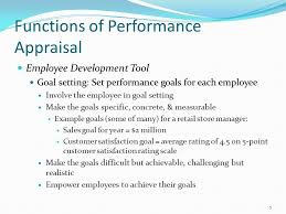 Topic 7 Performance Appraisal Ppt Video Online Download