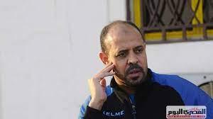 رئيس المقاولون يطمئن على عماد النحاس بعد تعرضه لحادث بسيارته - ستاد العرب