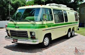 1976 gmc motor home 2 owner just 61 308 miles original and mint its scary new photo