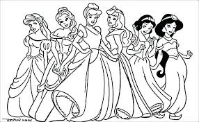 Princess amber is one of the characters of the popular disney animated series 'sofia the first'. Cute Disney Princess Coloring Pages For Girls Princess Coloring Pages Disney Princess Coloring Pages Belle Coloring Pages